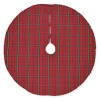VHC Brands Jasper Woven Mini Christmas Tree Skirt