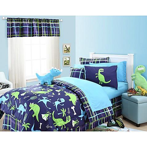 Kas 174 Kids Dino Comforter Set Bed Bath Amp Beyond