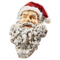 Design Toscano Ho Ho Hold It Santa Stocking Holder