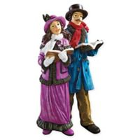 Design Toscano Victorian Holiday Carolers Statue