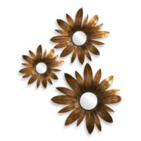Howard Elliott® Fleur Mirrors (Set of 3)