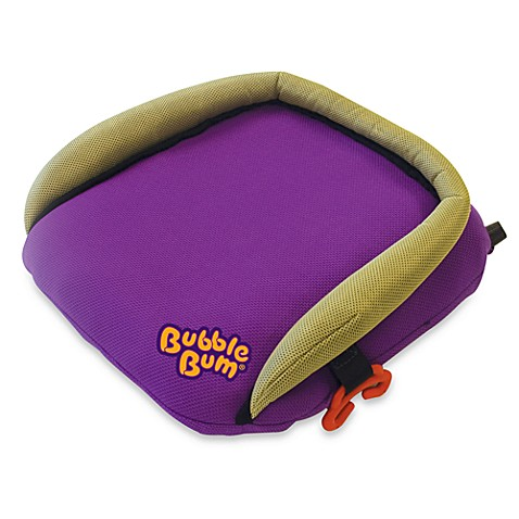 BubbleBum® Booster Seat in Purple