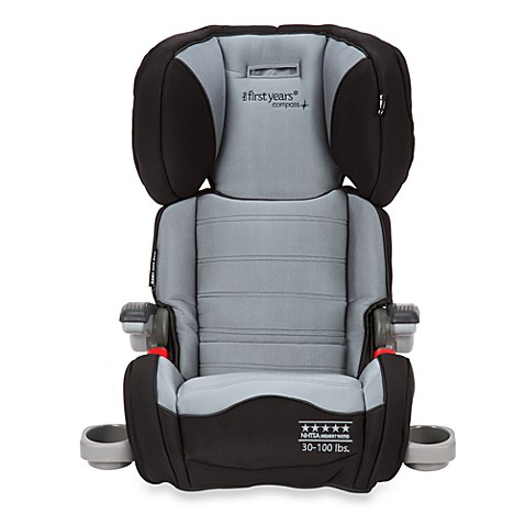 The First YearsTM Compass B540 Booster Car Seat In Sticks Stones