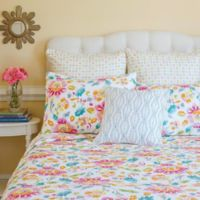 C&F Home Sasha Reversible Twin Quilt Set in Pink