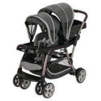 Graco® Ready2Grow™ Click Connect™ LX Stand & Ride Stroller in Glacier