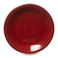 Fiesta® Luncheon Plate in Scarlet