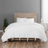 Vue Hinton Queen Duvet Set in White