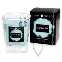Mineral Spa Hidden Jewelry 9 oz. Candle