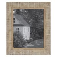 Rustic Impressions 8-inch x 10-Inch Acacia Wood Picture Frame