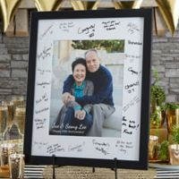 Anniversary Signature 8-Inch x 10-Inch Photo Frame