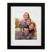 Our Photo Memories 11-Inch x 14-Inch Frame Print