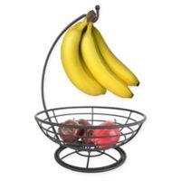 Home Basics® Banana Tree Fruit Basket/Hanger in Bronze