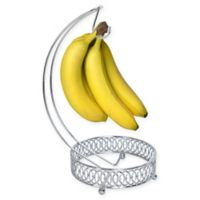 Home Basics® Banana Tree Infinity Fruit Basket/Hanger in Chrome