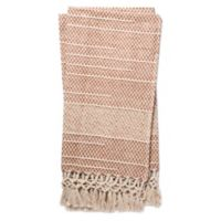 Magnolia Home by Joanna Gaines Emry Throw Blanket in Blush