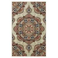 Mohawk Home® Markete Medallion Multicolor 8' x 10' Area Rug