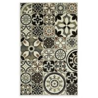 Mohawk Home Sedona Tile 5' x 8' Area Rug in Cool