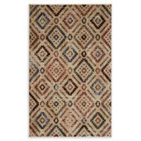 Mohawk Homes® Canden Vintage 5' x 8' Area Rug in Brown
