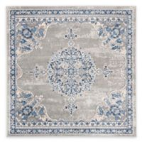 Safavieh Fremont 6'7 Square Area Rug in Light Grey