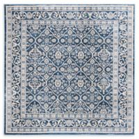 Safavieh Laguna 6'7 Square Area Rug in Navy