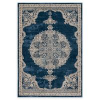 Safavieh Fremont 3' x 5' Area Rug in Navy