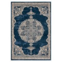 Safavieh Fremont 9' x 12' Area Rug in Navy