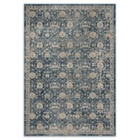 Safavieh Menlo 5'3 x 7'6 Area Rug in Navy