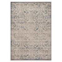 Safavieh Brentwood Salem 4' x 6' Area Rug in Light Grey