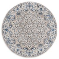 Safavieh Brentwood Ventura 6'7 Round Area Rug in Light Grey