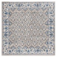 Safavieh Brentwood Ventura 6'7 Square Area Rug in Light Grey
