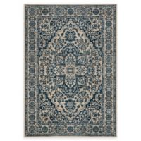 Safavieh Brentwood Canyon 4' x 6' Area Rug in Navy