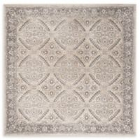 Safavieh Brentwood Oakland 6'7 Square Area Rug in Cream