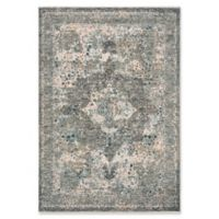 Bee & Willow™ Home Laurel Medallion 5' x 8' Area Rug in Beige/Ivory