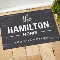 Farmhouse Family 18-Inch x 27-Inch Doormat