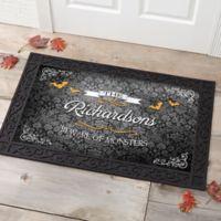 Haunted Halloween 20-Inch x 35-Inch Doormat