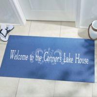 Our Family Getaway 24-Inch x 48-Inch Doormat