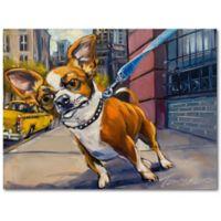 Courtside Market™ Fetch Cab Canvas Wall Art