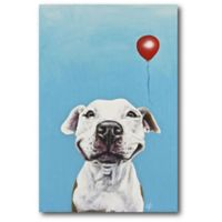 Courtside Market™ Party Dog Canvas Wall Art