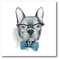Courtside Market™ Vintage Pup IV Canvas Wall Art