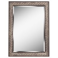 Kenroy Home Entwine 28-Inch x 38-Inch Rectangular Wall Mirror in Gold