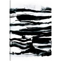 The Forms II 36-Inch x 24-Inch Canvas Wall Art