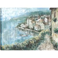 By the Lake IV 30-Inch x 40-Inch Canvas Wall Art
