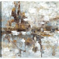 Abstract I 36-Inch Square Canvas Wall Art