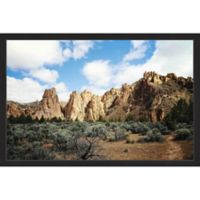 Marmont Hill Mountains Magesty 24-Inch x 16-Inch Framed Wall Art