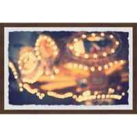Marmont Hill The Carousel Bar - New Orleans 24-Inch x 16-Inch Framed Wall Art