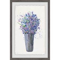 Marmont Hill Mauve 16-Inch x 24-Inch Framed Wall Art