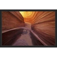 Marmont Hill Depth and Approach 36-Inch x 24-Inch Framed Wall Art