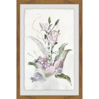 Marmont Hill Lavender Delight 16-Inch x 24-Inch Framed Wall Art