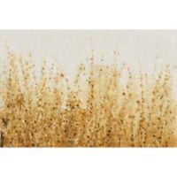 Marmont Hill Ochre Fields II 36-Inch x 24-Inch Canvas Wall Art