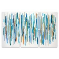 Optimism Triptych 30-Inch x 40-Inch Acrylic Wall Art