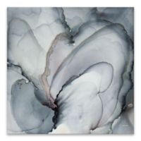 Puff Grey 30-Inch Square Acrylic Wall Art